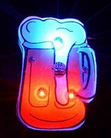 Led Blinkie Bierpul
