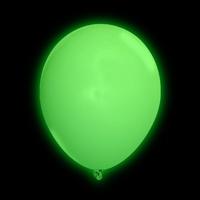 Led Ballon (5 stuks) Groen