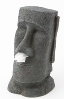 Moai Tissue box Holder