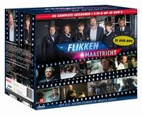 Flikken Maastricht Seizoen 1 t/m 8 - DVD