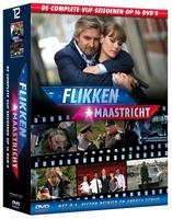 Flikken Maastricht Seizoen 1 t/m 5 - DVD