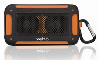 Veho™ 360° Vecto Mini Wireless Water Resistant Speaker - Ora