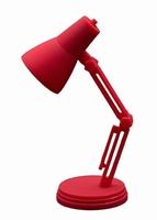 Bureaulamp Kycio Rood