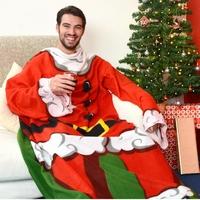 Snug-Rug Christmas - Santa