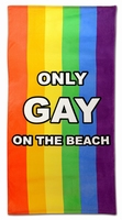Badlaken Only Gay On The Beach
