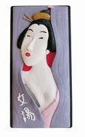 Geisha Tissue box Houder
