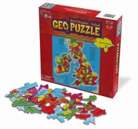 Engeland/Ierland puzzel met 97 stukjes