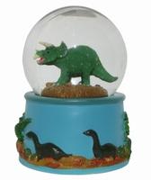 Sneeuw Bol Dino met Geluid