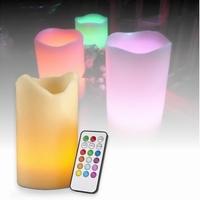 Rainbow Candles (Multicolour)