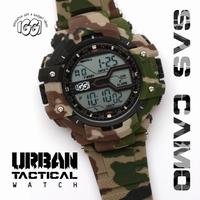 IGGI Camouflage Horloge - Camouflage