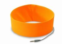 Sport Hoofd telefoon Oranje