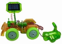 Educational Solar Hybrid Eco Toy Car - Grasshopper