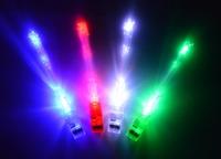 Vinger Lichtje met fiberstick