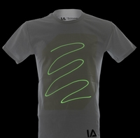 Wit Glow Shirt Super Green (XL)