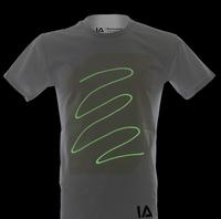 Wit Glow Shirt Super Green (XXL)