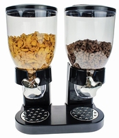 Cornflakes Dispenser Zwart
