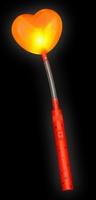 Flashstick Hart op spiraal