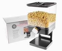 Luxe Enkelvoudige Cornflakes Dispenser - Zwart