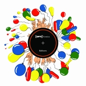 Kleurenwiel Ballonnen voor Aura led projector