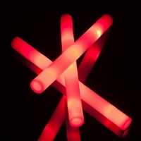 Foamstick Rood (Aan/Uit)