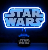 Star Wars Small Neon Lamp