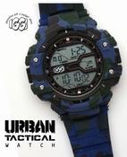 Tactical Watch - Marine Blauw