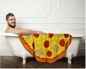 Pizza Badhanddoek - 150x150 cm