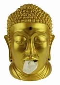 Boeddha Tissue box Houder - Goud