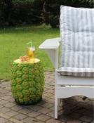 Bijzettafel / Kruk - Ananas