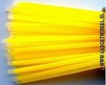 Gele Glowsticks 200 x 5 mm (per 100 stuks)