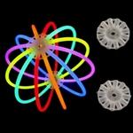 Glow Bal connectors (2 stuks)