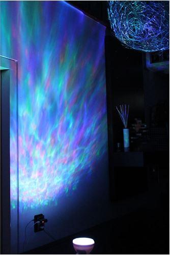 Water projector