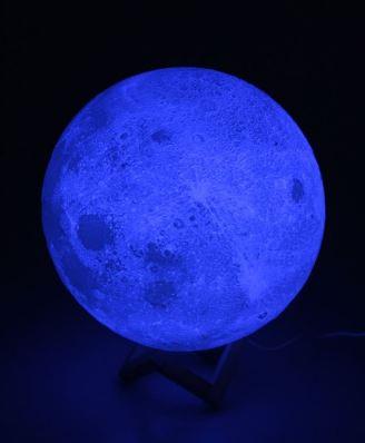 Maanlamp 28 cm - 16 kleuren - met afstandsbediening