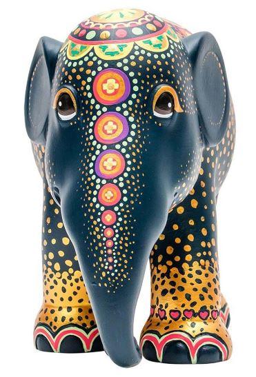 Elephant Parade Bindi olifant van 10 cm