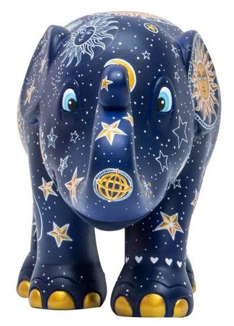 Elephant Parade Celestial olifant van 20 cm