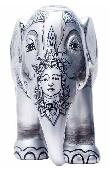 Elephant Parade Dheva Ngen olifant van 10 cm